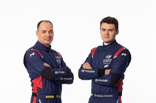 Грязин выступит в WRC 2 за Hyundai