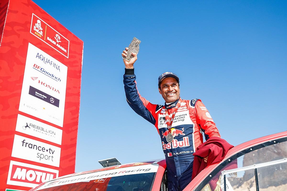 """Al-Attiyah: """"Con questa Toyota ora possiamo vincere la Dakar!"""""""