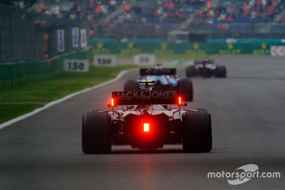 El equipo asiático aún quiere entrar en la F1 en 2022