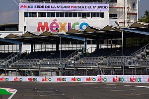 F1メキシコGP開催地、新型コロナウイルス対応のため臨時の病棟に