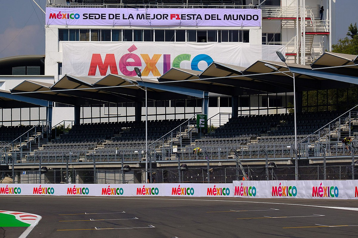 Mexico GP venue to become temporary hospital