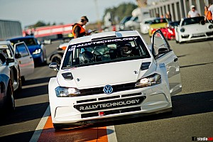 Kasperczyk w Rallytechnology