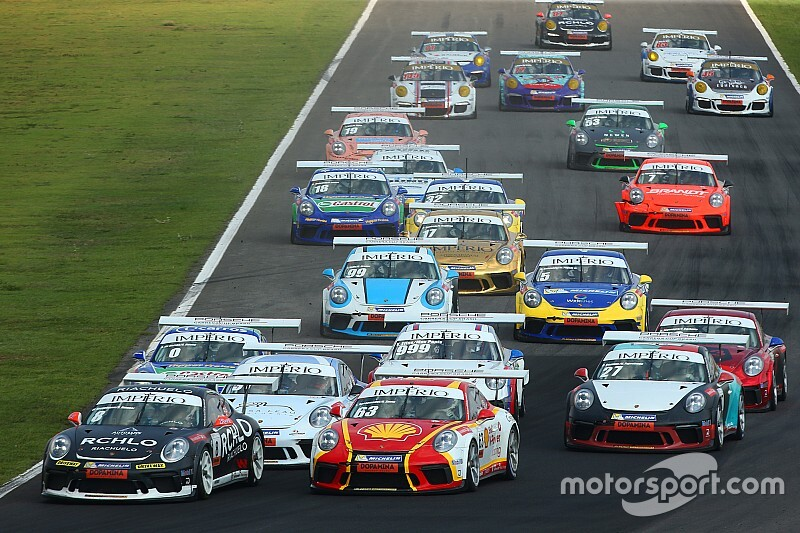 Porsche Endurance Series realiza segunda etapa do ano com grid 'pesado' em Goiânia