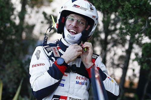 Команду Toyota в WRC возглавил Латвала