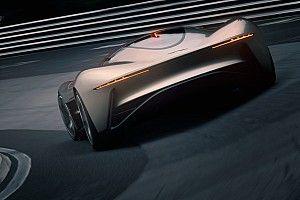Jaguar presenta su primer prototipo Vision Gran Turismo