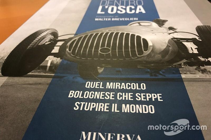 Dentro l'OSCA: il libro che rievoca una leggenda italiana