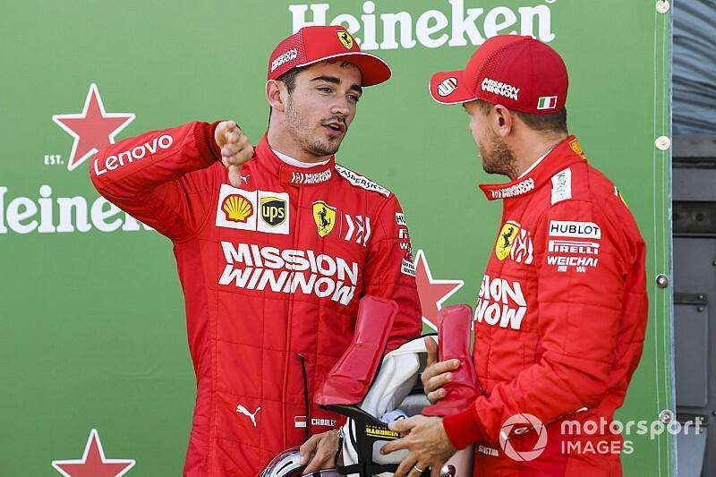 """Prost is onder indruk van Leclerc: """"Hij is nu al een grote ster"""""""