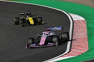 Pérez avanza al top 10 en el campeonato