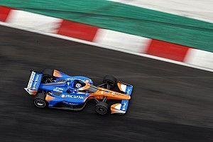 Диксон выиграл гонку IndyCar. Не виртуальную