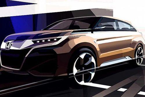 Nova geração do Honda HR-V estreia em 2021 com mais apelo cupê