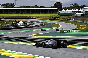 Rennergebnis: Formel-1-Grand-Prix von Brasilien in Sao Paulo
