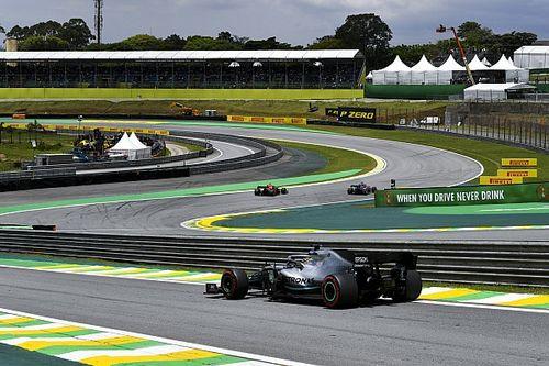 Canlı anlatım: Brezilya GP