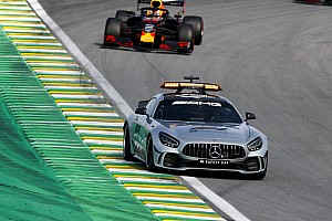 El director de carrera de la F1 explica el Safety Car de Brasil