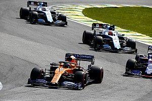 Remontada sensacional de Sainz: de último, a acariciar el podio