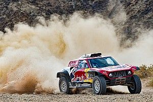 Sainz, Peterhansel stay at X-raid Mini for Dakar 2021