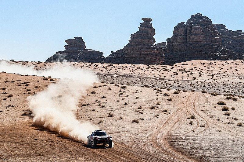 "Peterhansel: Dakar has recaptured ""spirit of Africa"""