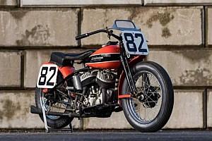 Snag A Super Rare 1951 Harley-Davidson WRTT