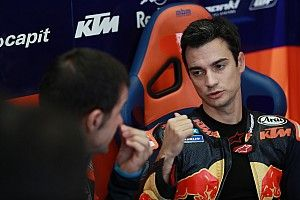 Dani Pedrosa visszatérését kizárta a KTM Espargaro távozása esetén