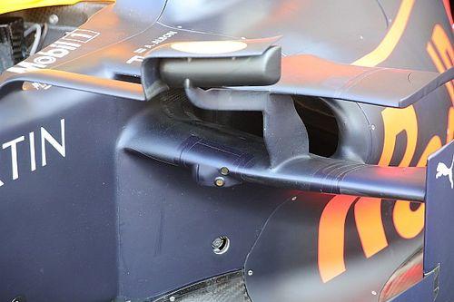 Slimmigheid van Red Bull: Infraroodcamera's voor 2020-bandentest