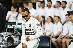 Hamilton, Mercedes'le iki yıllık yeni anlaşmaya yakın!
