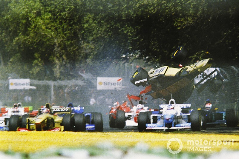 El primer Gran Premio de Australia en Albert Park