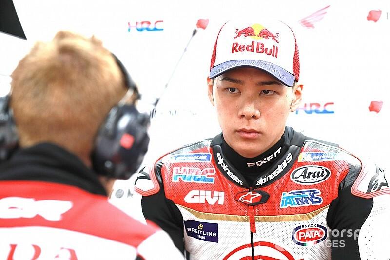 Nakagami zor bir yarış bekliyor