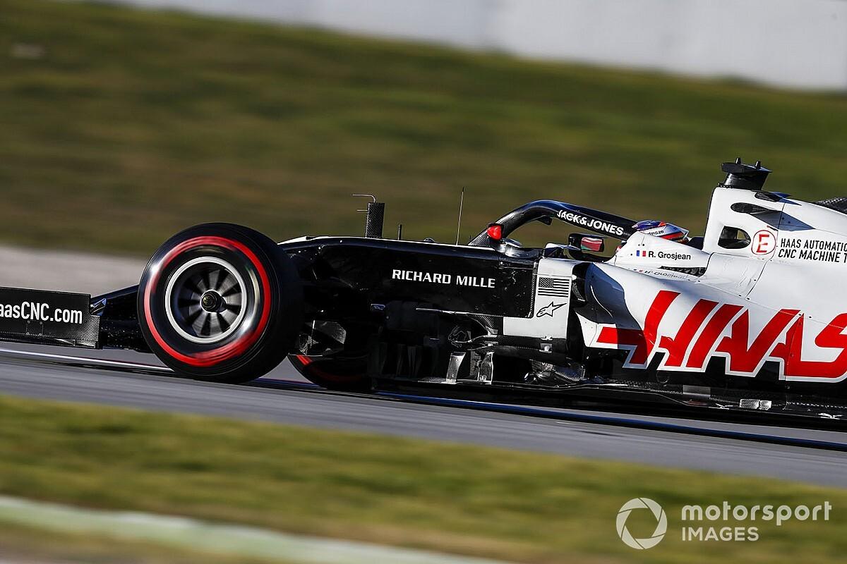Steiner rechaza rumores de venta de Haas