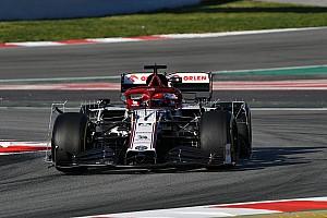 """Kubica : """"Alfa Romeo en a sous le coude"""""""