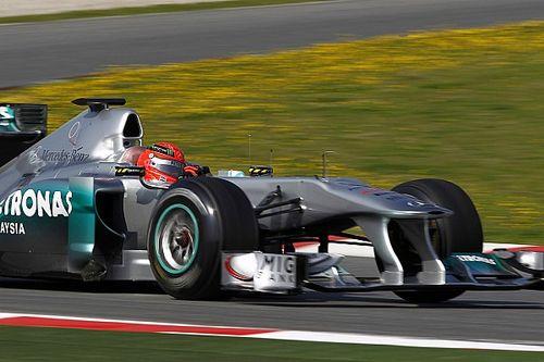 Egyszerűen csak dőlj hátra és élvezd: Schumacher köre a Nürburgringen – VIDEÓ