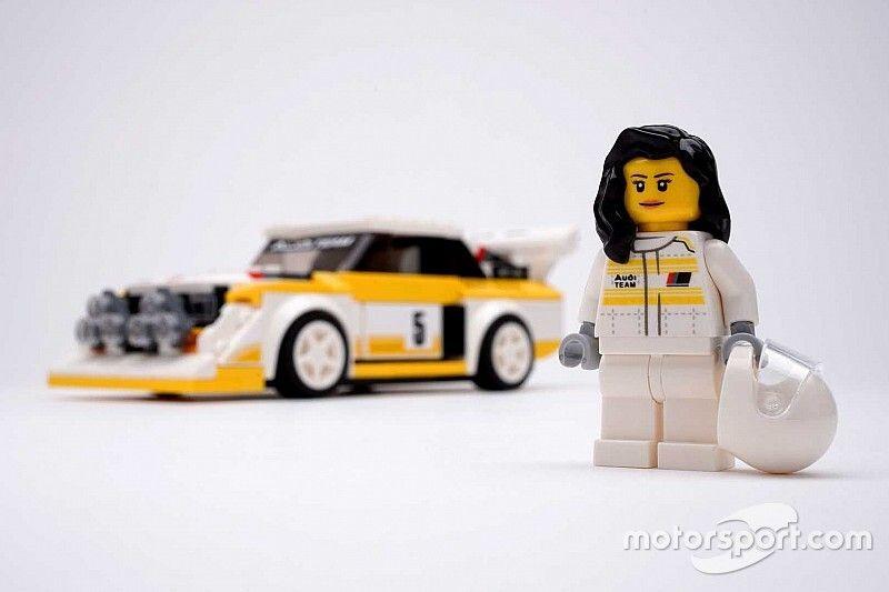 Подарок к 8 марта. LEGO сделала модель в честь Мутон