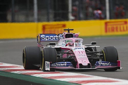Pérez: Los Toro Rosso y los McLaren son muy fuertes