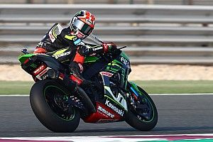 Qatar WSBK: Rea on pole as Ducatis fade