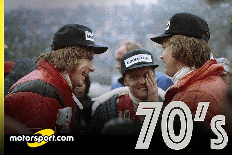 GALERÍA: campeones del mundo de la década de los 70's