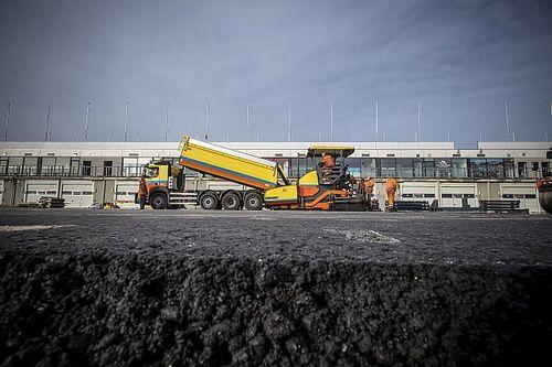 Mégsem tartják vissza az adatokat Zandvoortban az F1-es csapatoktól