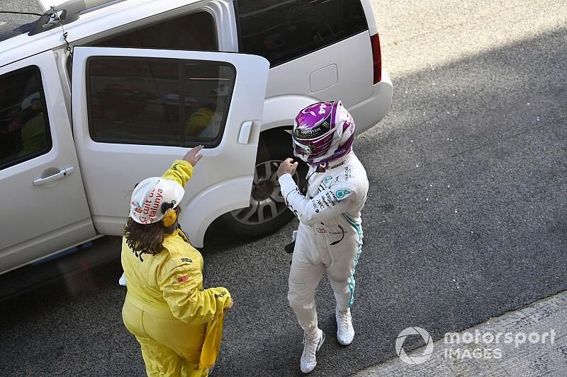 Hamilton szerint a Mercedes két éve nehézségekkel küzd a téli teszteken