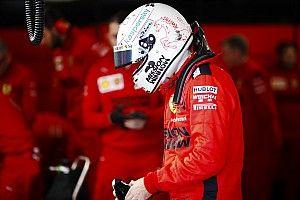 A Ferrari szerint Vettel már nagyon versenyezne