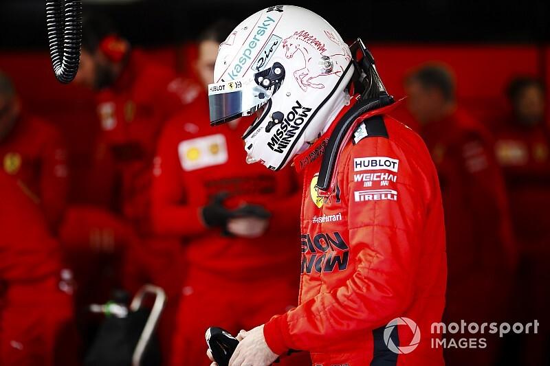 F1: Ferrari e Vettel negociam renovação de contrato