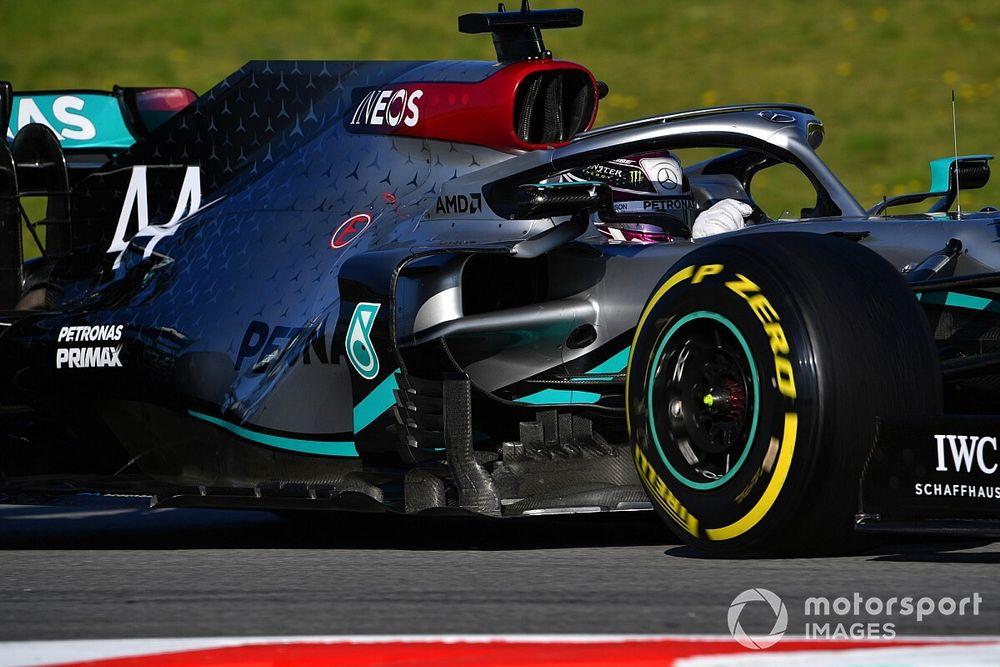 Mercedes pousse ses ingénieurs pour des innovations comme le DAS