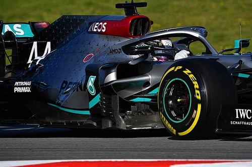Hamilton: Red Bull en Verstappen dit jaar onze grootste uitdagers