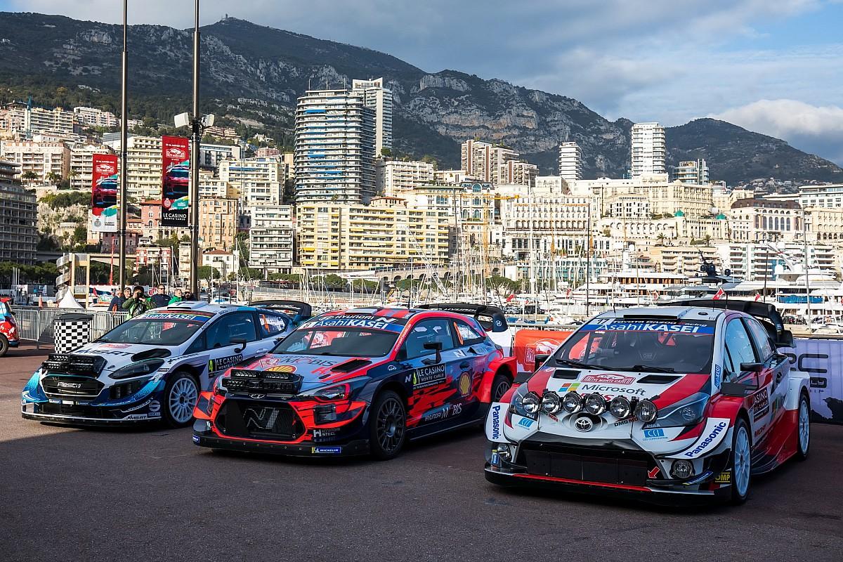 WRC 2021 - Piqûre de rappel avant le Monte-Carlo