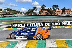 Marcos Gomes lidera novamente e fecha a sexta-feira na frente em Interlagos