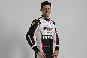 """Rossi: """"Correr en Brasil es una oportunidad única"""""""