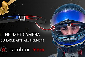 Promoted: A new generation of helmet camera – the Cambox Mkv3