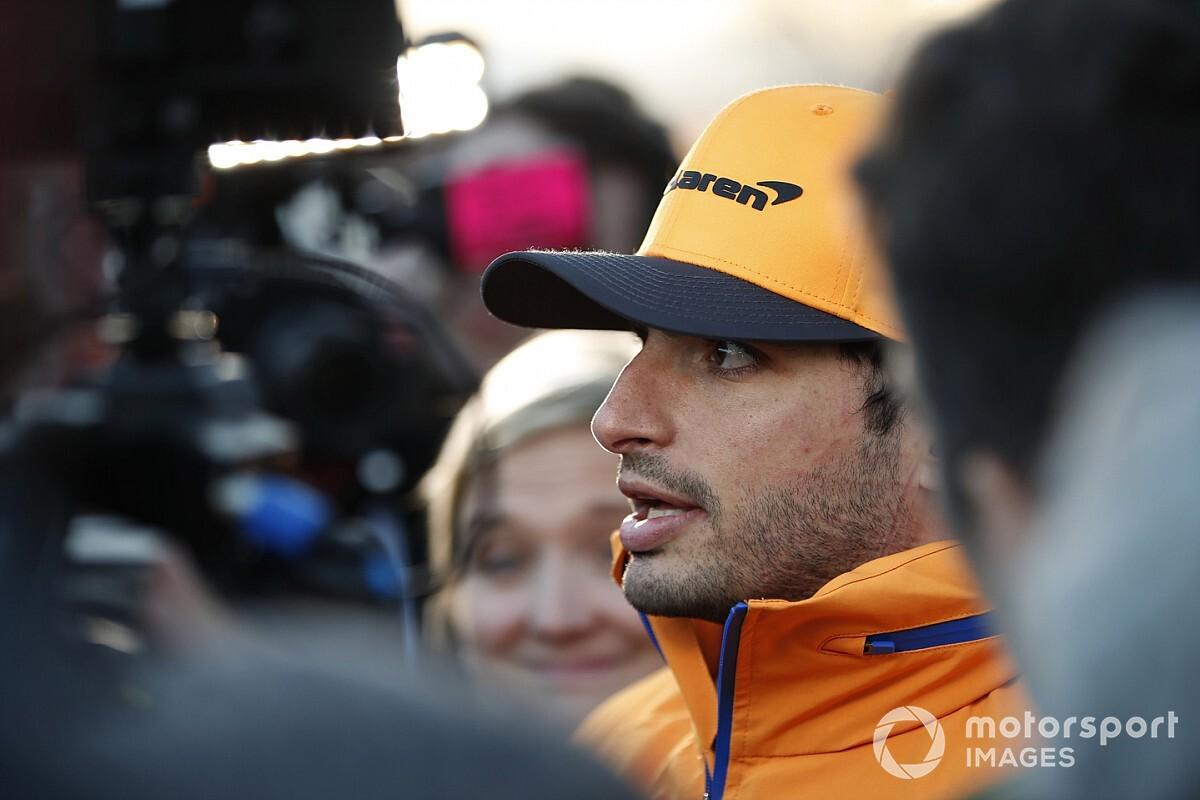 """Barrichello: """"Sainz zal zichzelf in toom moeten houden"""""""