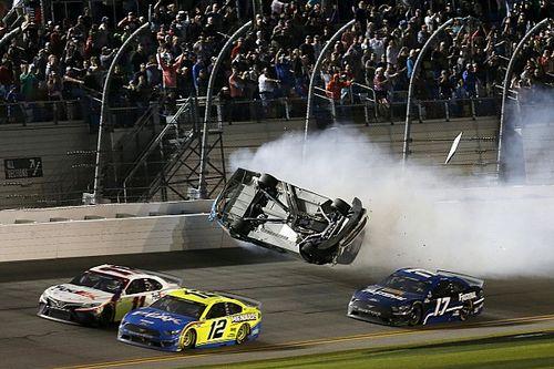 Newman, con ganas de volver tras su duro accidente en Daytona