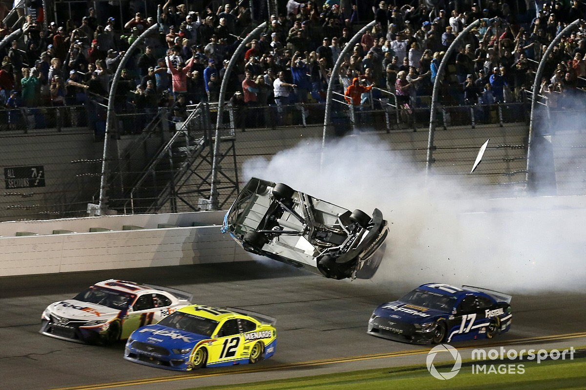 The ten closest finishes from the 2020 NASCAR season