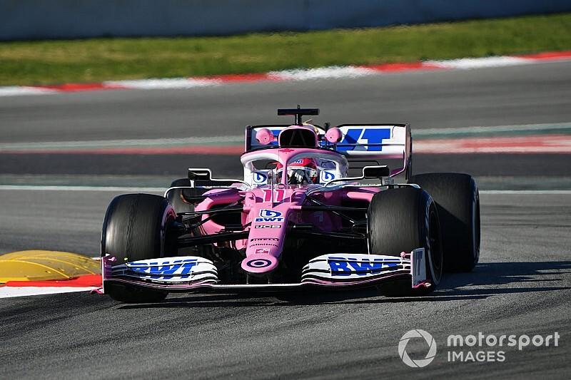 F1, Test 1 Barcellona, Day 2: domina la... copia della Mercedes