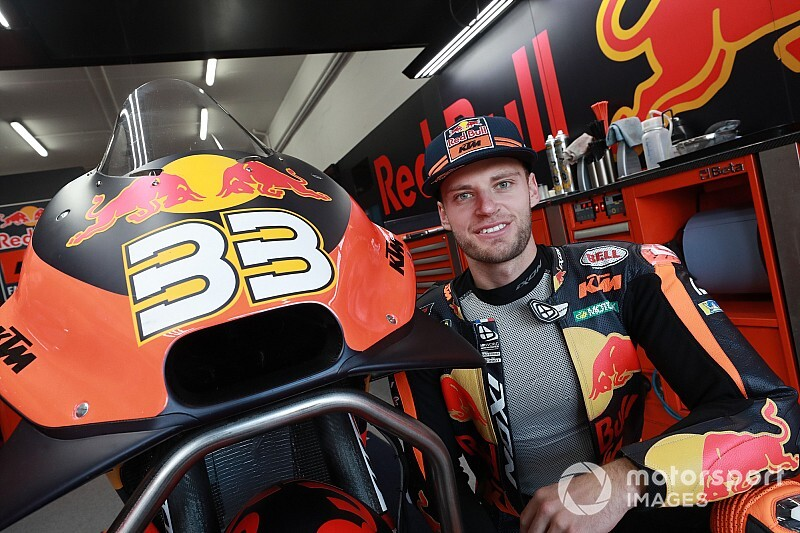 "Binder: ""Pedrosa fondamentale per imparare in MotoGP"""