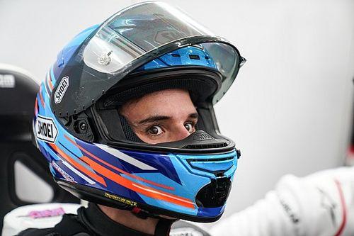 Vídeo: caída de Alex Márquez en su debut con Honda en MotoGP