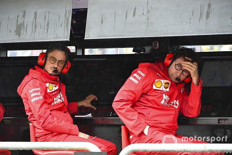 A Ferrari az Amerikai Nagydíjat egyszeri botlásnak tartja